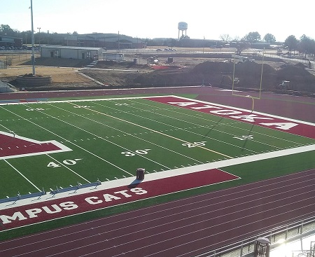 Atoka School Field
