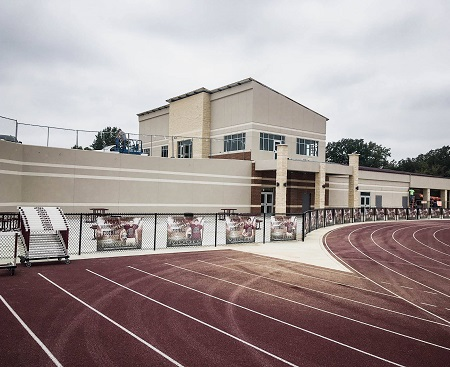 Atoka Schools Fieldhouse and Track
