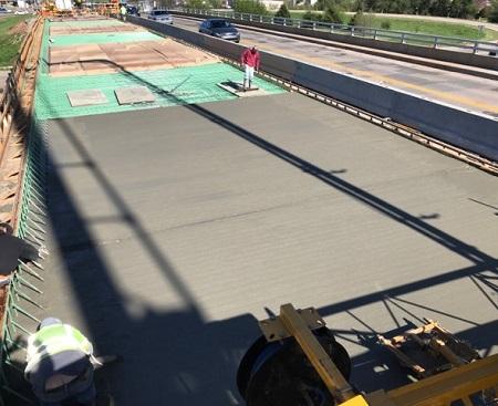 Cleveland Bridge Leveling Concrete